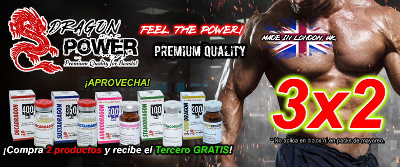 Dragon Power - Feel the Power! al 3x2