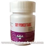 Oxy Strong 75 - Oxymetolona 75mg 100 Tabs. Strong Power Labs