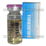 BOLDEBULL - Boldenona 200 mg / 10 ml BULL PHARMA