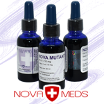 Nova Mutant 10 - SARMS YK-11 de 10 mg x ml. Gotero 30 ml. Nova Meds - Build your Muscles! Aumenta tu musculo y fuerza sin importar la genética.