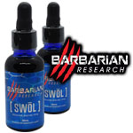 SWOL - Testolone RAD-140 - Gotero 30 ml- Barbarian Research